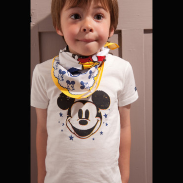Mode enfant printemps : Absorba Mickey