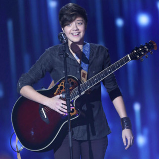 Elodie, talent de The Voice 3
