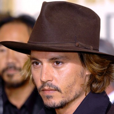 photo tailler barbe johnny depp