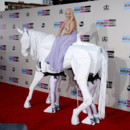 Lady Gaga aux American Music Awards le 24 novembre 2013 à Los Angeles