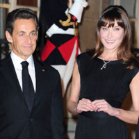 Carla Bruni Sarkozy : le roman photo d'une first lady