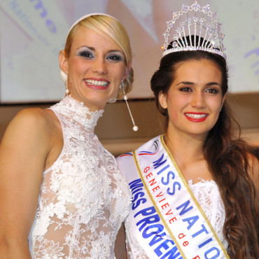 Miss Nationale 2011 avec Elodie Gossuin