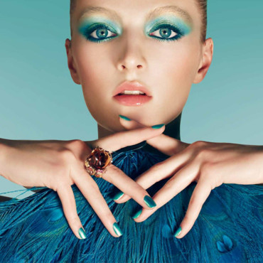 Visuel d'ambiance Bird of Paradise Dior