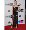 Heidi Klum aux American Music Awards le 24 novembre 2013 à Los Angeles