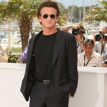 people : Sean Penn, Cannes 2008