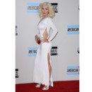 Christina Aguilera aux American Music Awards le 24 novembre 2013 à Los Angeles