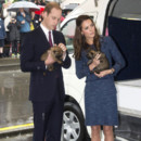 Kate Middleton et le prince William le 16 avril 2014 en Australie