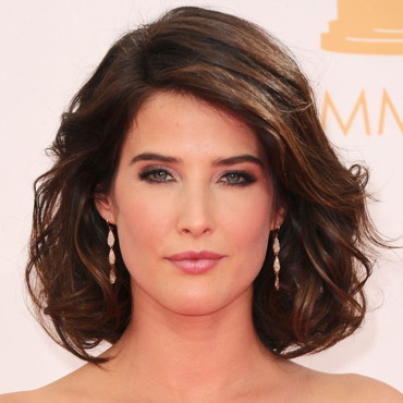 Cobie Smulders lors des Emmy Awards 2013 le 22 septembre à Los Angeles
