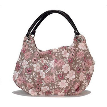 Sac en liberty rose Gemo 16,90 €