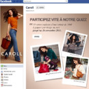 capture Facebook Caroll