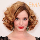 Christina Hendricks lors des Emmy Awards 2013 le 22 septembre à Los Angeles