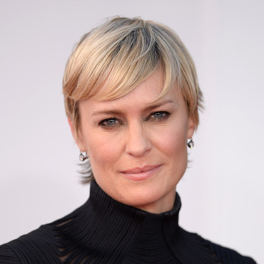 Robin Wright lors des Emmy Awards 2013 le 22 septembre à Los Angeles