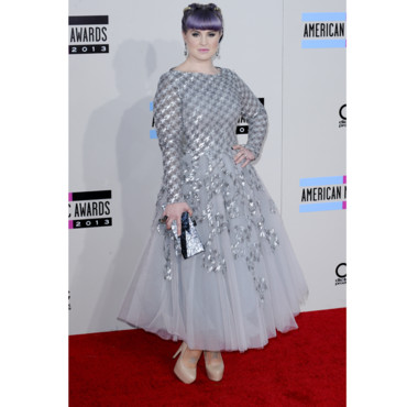 Kelly Osbourne aux American Music Awards le 24 novembre 2013 à Los Angeles