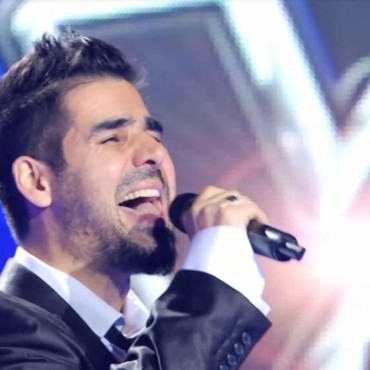 Patrice Carmona - Equipe de Louis Bertignac - The Voice : la plus belle voix