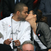 Photo : le baiser de Tony Parker et Eva Longoria