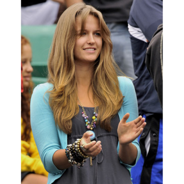 Kim Sears copine d'Andy Murray