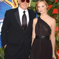 Photo : Harrison Ford et Calista Flockhart