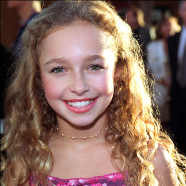 Hayden Panettiere en 2000 à Los Angeles