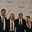 Les finalistes de The Voice 2 et Nikos Aliagas au Global Gift Gala 2013