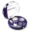 Maquillage violet : Trio Smoky Eyes Violet romantic de Bourjois