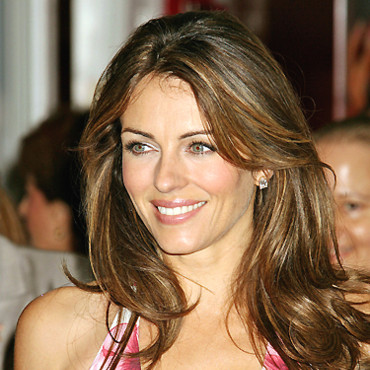 People : Liz Hurley