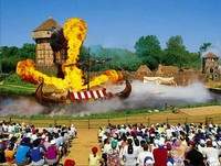 Parc d'attraction Le Puy du Fou
