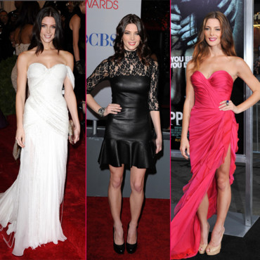 Ashley Greene éblouissante sur le red carpet