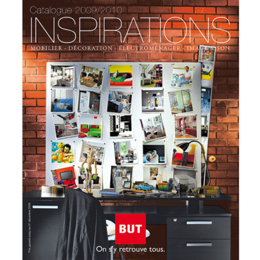 Inspirations, le nouveau catalogue déco de But