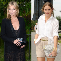 Olivia Palermo, Kate Moss... Le best-of mode de la semaine