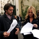 Feux de l'Amour à Paris : Sharon Case et Joshua Morrow
