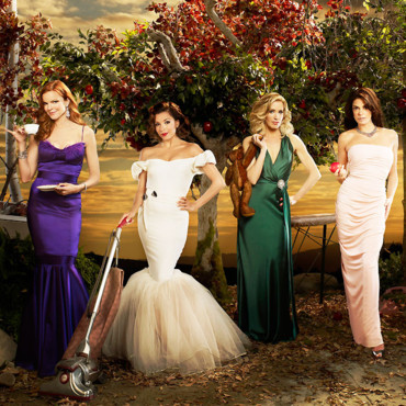 Les styles déco des Desperate Housewives