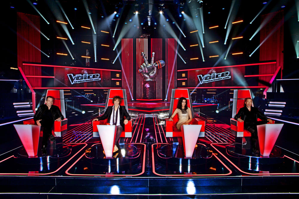 the voice en direct sur tf1 mytf1 et les r seaux sociaux actu people. Black Bedroom Furniture Sets. Home Design Ideas