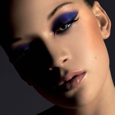 Maquillage violet : look Arcancil - Copyright &copy; <Arcancil>