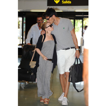 Kylie Minogue et Andres Valencoso