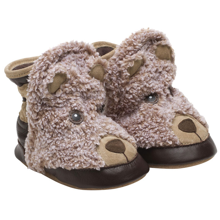Chaussons Robeez automne-hiver 2011-2012
