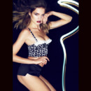 Collection lingerie Natalia Vodianova pour Etam