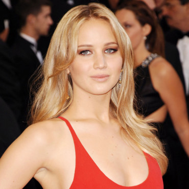 Jennifer Lawrence aux Oscars 2011