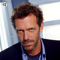Photo : Hugh Laurie, beau gosse en srie