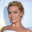 Margot Robbie lors du gala de charité Australians in Film Awards à Los Angeles en octobre 2014