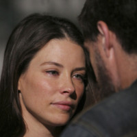 Photo : le baiser d'Evangeline Lilly et Matthew Fox