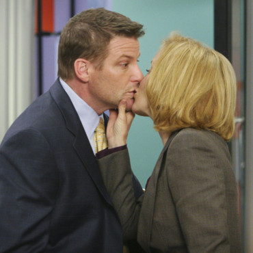Felicity Huffmann et Doug Savant dans Desperate Housewives