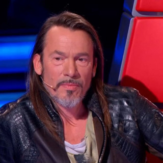 Florent Pagny dans The Voice