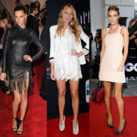 Gisele Bndchen, Kate Moss... Les plus belles jambes de stars 
