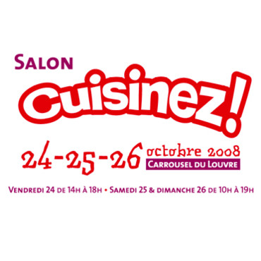 Le salon Cuisinez !