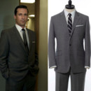 Mad Men costume montage
