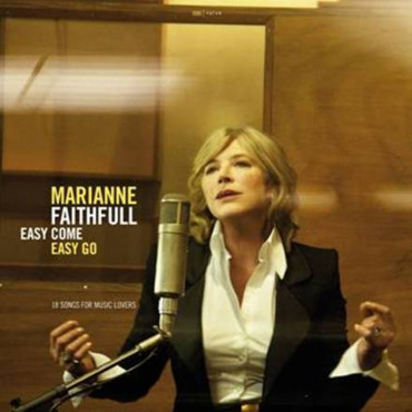 Marianne Faithfull sort un nouvel album