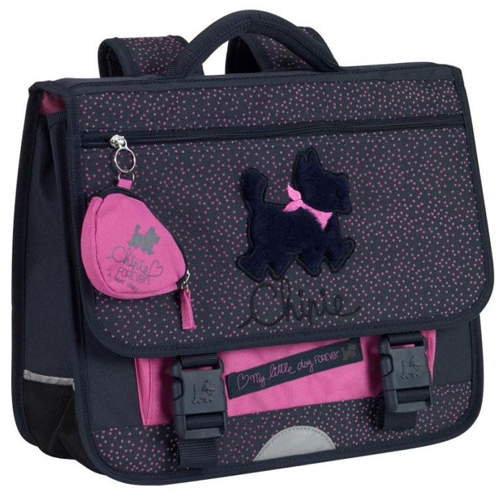 cute school bags sac ecole fille chipie. Black Bedroom Furniture Sets. Home Design Ideas