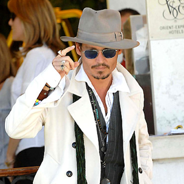 People : Johnny Depp