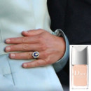Main de Kate Middleton et vernis Nude Dior