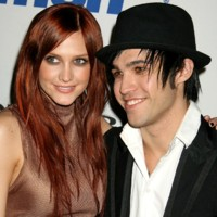 Photo : Ashlee Simpson, Pete Wentz